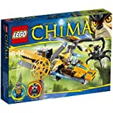 LEGO Chima 70129: Lavertus' Twin Blade
