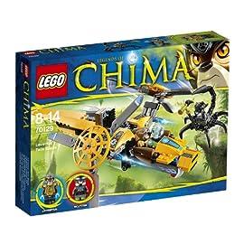 Lego-Legends-of-Chima-70129-Lavertus-Lwen-Jet