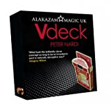 V Deck (mit DVD & Gimmick) - Rot