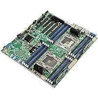 Intel DBS2600CWTR Intel C612 LGA 2011 (Socket R) SSI EEB placa base para - Servidor (SSI EEB, Servidor, Rack or Pedestal, Intel, LGA 2011 (Socket R), 2, 4, 6, 8, 10, 12, 14, 16, 18, 57, 61)