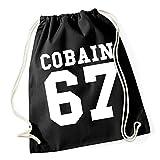 Certified Freak Cobain 67 Gymsack Black