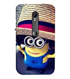 buzzart Back Cover for Motorola Moto g3