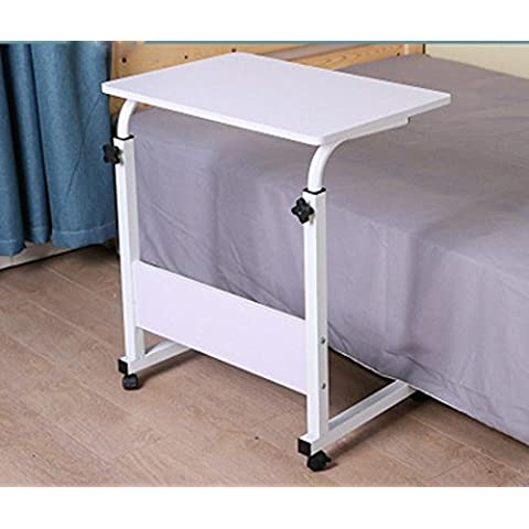 uzi-lazy persone benessere alla moda semplice scrivania per PC portatile, Lazy letto sollevamento e spostamento scrivania c