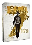The Magnificent Seven 2017 UK Exclusive Limited Edition Steelbook Blu-ray