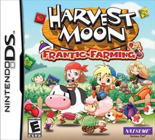 Harvest Moon: Frantic Farming (Harvest Moon A Magical Melody)