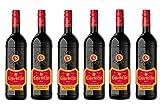 Copa del Sol Rotwein Fruchtig-Süß (6 x 1 l)