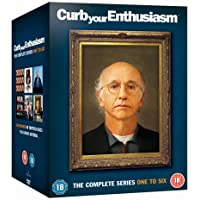 Curb Your Enthusiasm: Complete HBO Seasons 1-6