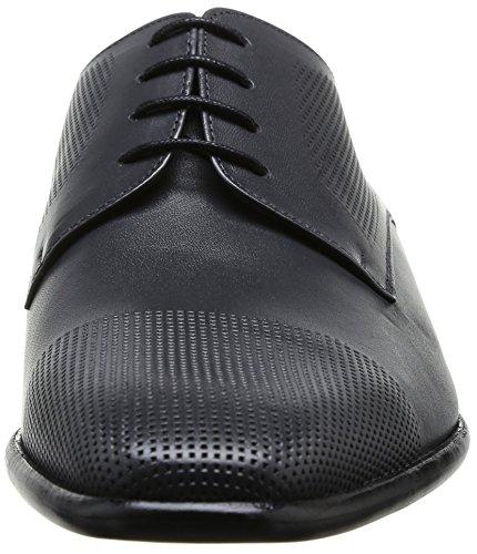 Pierre Cardin Jetko, Chaussures de ville homme Gris (Martinica Gris Foncé)