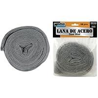 Wolfpack 9020165 Lana de Acero, extrafino, 150 Gramos