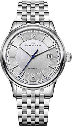 Maurice Lacroix Les Classiques LC6098-SS002-120-1 Automatic Mens Watch Classic & Simple