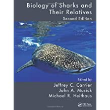 Biology of Sharks and Their Relatives, Second Edition (CRC Marine Biology)
