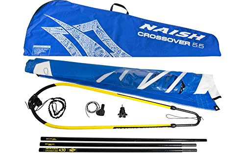 Preisvergleich Produktbild Naish SUP Crossover Rig 4.5, Stand up Paddle Board iSUP
