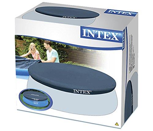 Intex   Cobertor piscina hinchable Easy set   305 cm (28021)