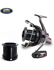LINEAEFFE Moulinet Surf Casting Muse 8000 9+1Bb 2Bob.Alu