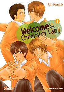 Welcome to the chemistry Lab Edition simple Tome 1