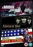 War Triple (the Longest Day/a Bridge Too Far/patto [Import anglais]