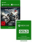 Gears of War 4 - Standard Edition + Xbox Live - Gold-Mitgliedschaft 3 Monate [Xbox Live Online Code]