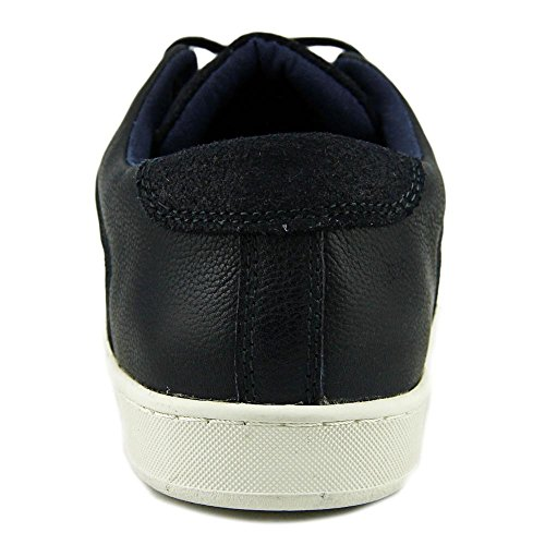 Aldo Tang Cuir Baskets Navy