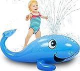 Best Water Sprinkler For Kids - Kleeger Kids Water Sprinkler Toy: 2 in 1 Review