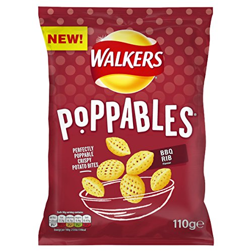 Walkers Poppables...