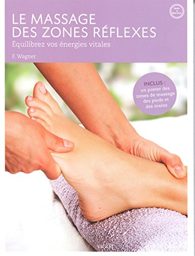 Le massages des zones réflexes