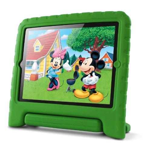Lavolta Eva Ständer Kinder Case Stoßfest Schutzhülle für Apple iPad 2 3 4 Neu Retina Tablet PC - Grün
