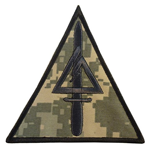 2AFTER1 ACU Delta Force US Army Operational Detachment Delta SFODA-D Cod Call of Duty Sew Iron on Patch (Cod Patch)