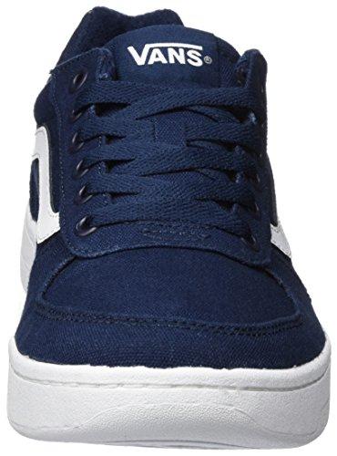 Vans Herren Knoll Sneaker Blau (Canvas)