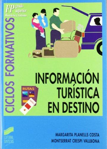 Informatica Turistica En Destino Cover Image
