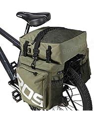Bazaar ROSWHEEL 3 dans le sac de la banquette arrière 1 multifonction sac de vélo vélo Pannier
