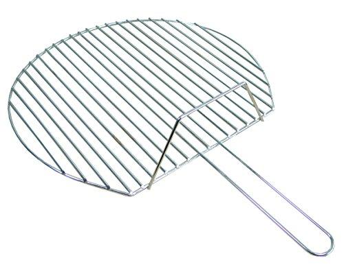 Imex El Zorro 70870 - Parrilla cincada redonda diámetro 40 cm