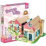 "CubicFun 3D Puzzle Kid-Serie ""La Villa Dulce"""