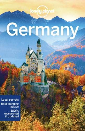 Germany (Lonely Planet Travel Guide)