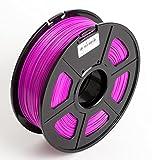 #9: Techie PLA Filament 1KG Roll (1.75mm Diameter) for 3D Printers(Fushsia)