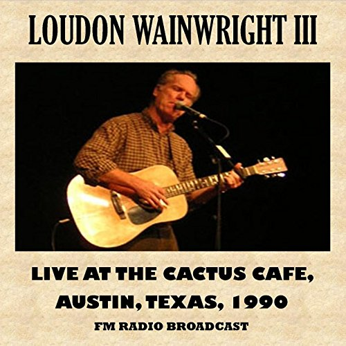Live at the Cactus Cafe, 1990 ...