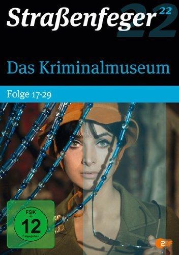 Preisvergleich Produktbild Straßenfeger 22 - Das Kriminalmuseum II [6 DVDs]