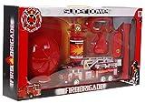Feuerwehr-Set 703 - Accessoires für das Feuerwehr-Kostüm - Feuerwehrauto und Zubehör Vergleich