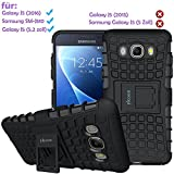 ykooe Handys Schutzhülle Ständer für Samsung Galaxy J5