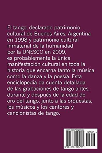 Enciclopedia del Tango