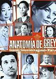 Anatomía de Grey 2ª temporada (Parte 2) [DVD]