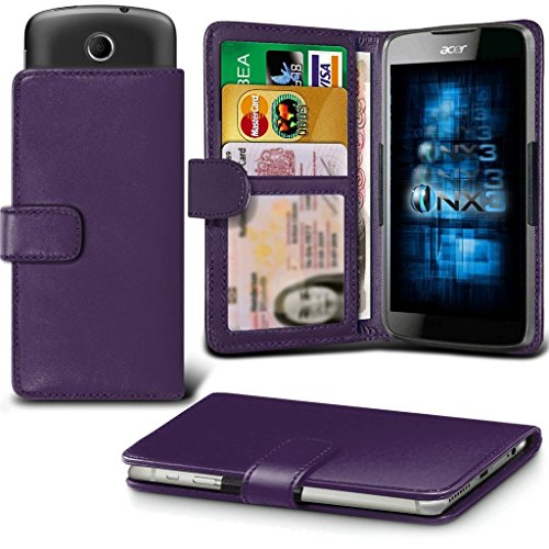 onx3-dark-purple-blu-life-one-x2-case-universal-adjustable-spring-wallet-id-card-holder-with-camera-