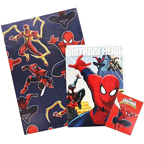spider-man-gift-wrap-and-card-set