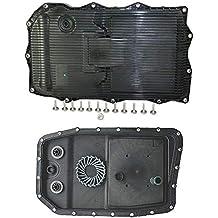 Z&Y Bandeja de aceite para transmisión automática con filtro de engranajes para B M W 6HP26Z 6 engaranaje