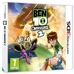 Ben 10 Omniverse 2 (Nintendo 3DS)