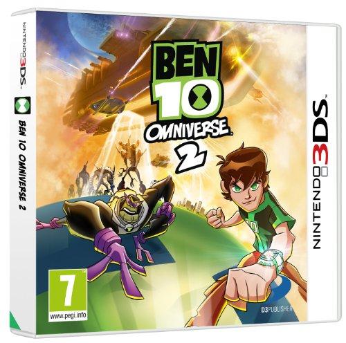 Ben 10 Omniverse 2 (Nintendo 3DS) [Edizione: Regno Unito]