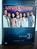 URGENCES Saison 3 episodes 17 a 22