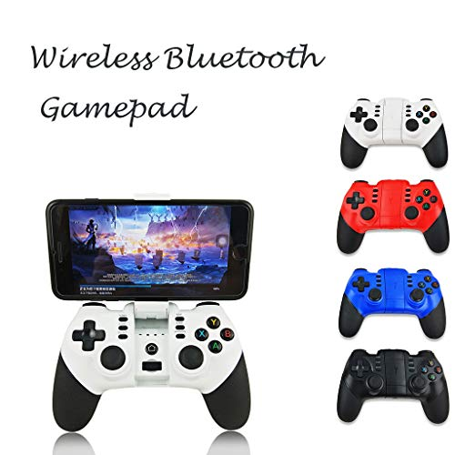 TriLance Bluetooth Wireless Gamepad Game Controller für iOS / Android Universal,PC Gaming Controller Joystick PS3 Controller Smartphone super converters Switch Handy Finger Auslöser