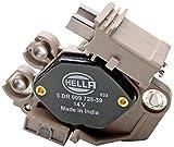 HELLA 5DR 009 728-391 Regolatore alternatore, Tensione nominale: 12V