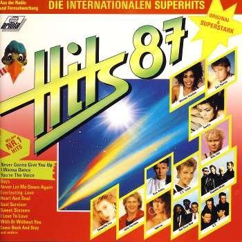 Rick Astley, Sandra, Depeche Mode, Den Harrow...