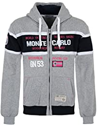 Geographical Norway - Sweat-shirt à capuche - Sweat à capuche - Homme